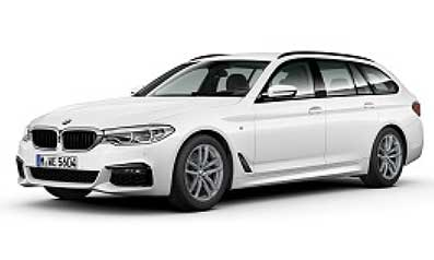 BMW Série 5 Touring Hybride Rechargeable